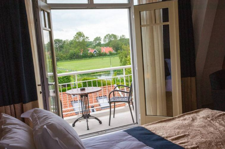 Neues Luxus 4 Sternehotel Grand Hotel Ter Duin