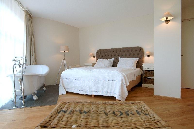 Slaapkamer Hotel Stijl : Bad in slaapkamer. perfect hotel slaapkamer ideeen slaapkamer hotel